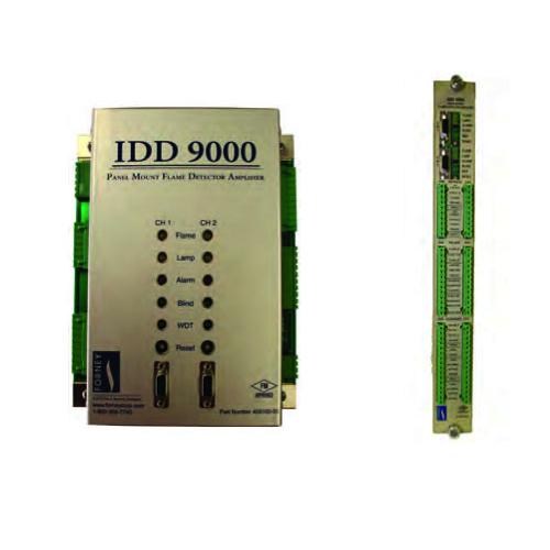 Flame Scanner Amplifier   IDD 9000   Lias Industrial