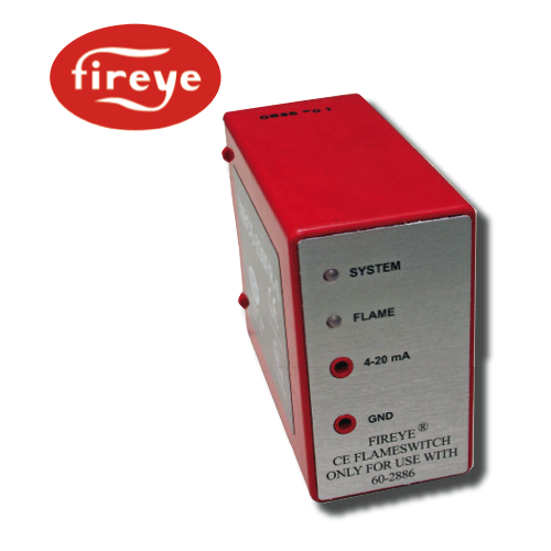 Flame Scanner Amplifier | MBCE-FR | Lias Industrial